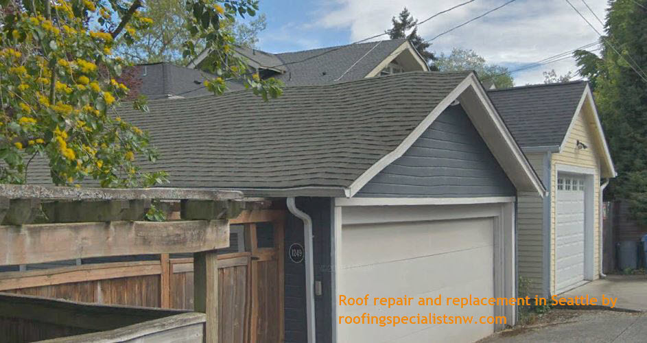 Roof Repair Seattle Wa 98107 Call 425 741 3744 Roofing